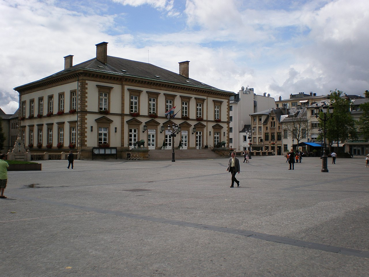 Place-guillaume-ii